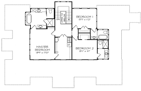 Southern Living Floorplans Carolina Island House Coastal Living Southern Living House Plans