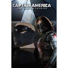 shop for captain america the winter soldier bucky barnes mask