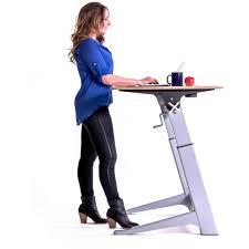 standing desk exercise equipment focal upright locus adjustable desk standup workstation standing