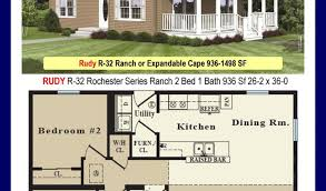 modular ranch house plans bar modern modular home plans ecoconsciouseye picture with