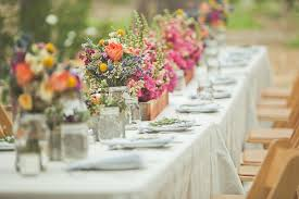 Wedding Floral Centerpieces by Bohemian Diy Wedding Flower Pack