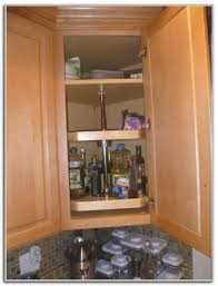 kitchen cupboard organization ideas sunshiny corner kitchen cabinet ideas