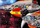 fireball xl5 wallpaper