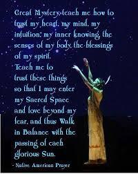 indian healing prayer american prayers