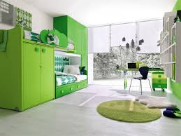 white and green lacquered stor bedroom color scheme with turquoise