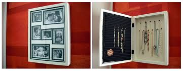 jewelry box photo frame 10 creative ways to organize your jewelry