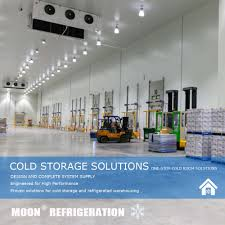 moon ce poultry farm and warehouse air evaporative cooling system
