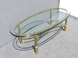 Coffee Table Glass Top Replacement - oval glass coffee table top replacement oval glass top coffee