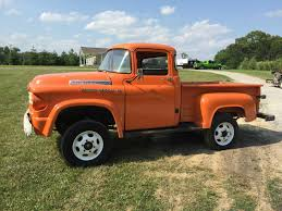 bangshift com 1958 dodge power wagon