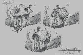fairy house sketches by 000fesbra000 on deviantart