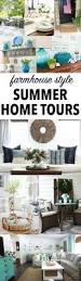 summer house tour and 10 easy decorating ideas thistlewood farm