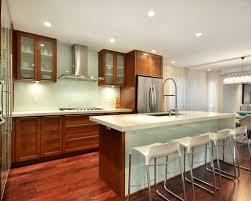 Glass Backsplash In Kitchens Shoisecom - Glass kitchen backsplash