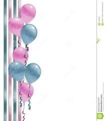 baby shower balloons inklings paperie blue designer baby shower