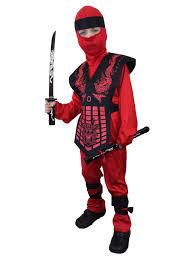 ninja costume for halloween boys red dragon ninja costume kids mortal kombat halloween gi joe