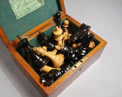 jaques staunton boxwood chess set circa 1890 luke honey