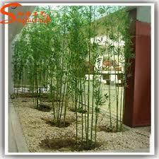 guangzhou supplier wholesale artificial plastic bamboo poles cheap