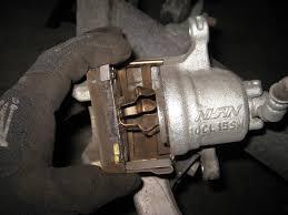 honda crv brake cr v rear disc brake pads replacement guide 025