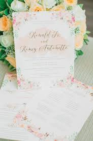 wedding invitations quezon city romyisagirl wedding supplier review our invitations by yanna s