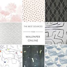 683 Best Pattern Wallpaper Textiles by Wallpaper Archives Emily Henderson