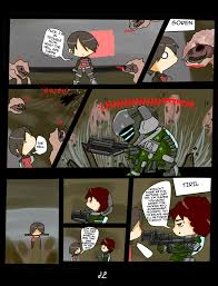 Dead Space Meme - chibi dead space chapter 1 p10 by sheriffgraham on deviantart
