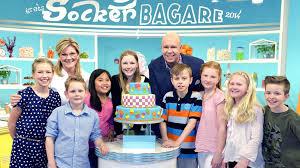 Vem blir Årets sockerbagare 2014? Nytt bakprogram i SVT startar på <b>...</b>