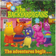 backyardigans adventures cd discogs
