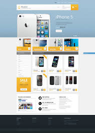 mobile phones shopify theme 51378