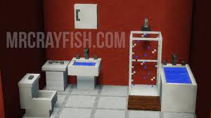 Minecraft Home Interior Furniture Mr Crawfish Furniture Mod Home Decor Color Trends