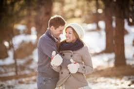Wedding Photographers Denver Colorado Snowy Mountain Wedding Pictures Winter Snow Wedding
