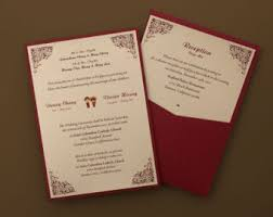 bilingual wedding invitations bilingual wedding etsy