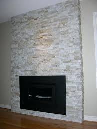 stone veneer for fireplace build stone veneer fireplace surround