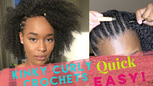 best crochet hair best crochet braid tutorial looking curly hair