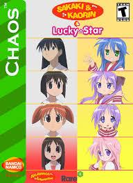 chiyo fanon wiki fandom powered by wikia sakaki kaorin and lucky fanon wiki fandom