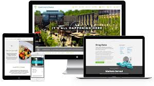websiten design cleveland website design development firm e commerce