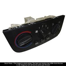 vauxhall algeria vauxhall corsa c heater control panel with a c black cover ebay