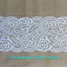 Burlap Lace Table Runner Burlap Lace Table Runners Archives Couture Party Decor