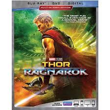 Thor Ragnarok Thor Ragnarok Dvd Digital Walmart