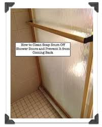 Cleaning Soap Scum From Glass Shower Doors Removing Soap Scum From Shower Doors 4 Methods And A Winner