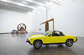 chris burden extreme measures new museum