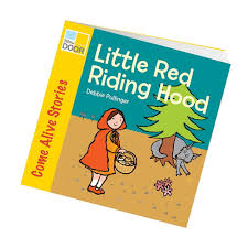 red riding hood class readers big book