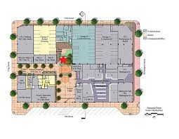 Aging In Place Floor Plans The Concept Of Co Housing For Aging In Place The American
