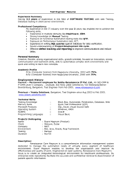 resume samples manual tester resume sample manual testing resume