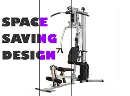 Home Gym by Best Home Gym Fitness Workout Space Saving Machine Ships 90