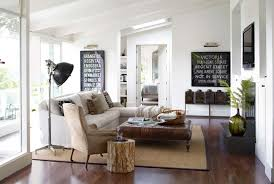 rustic home decorating ideas living room how to blend modern and country styles within your home s decor