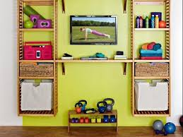 at home fitness studio essentials to create your own home gym