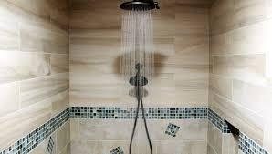 Mosaic Border Bathroom Tiles Aquatic Vibe