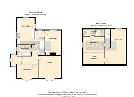 3 bed bungalow floor plans house plans uk dormer bungalow