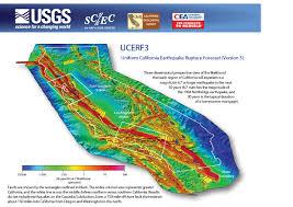Earthquake Incident Map More Big Earthquakes Coming To California Forecast Says Earth