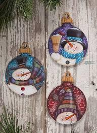 197 best snowmen ornaments images on ideas