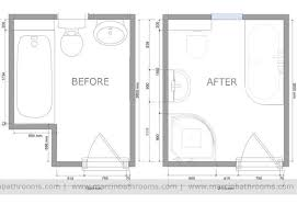 Bathroom Floor Plan Design Tool With Goodly Best Ideas About - Bathroom designs floor plans